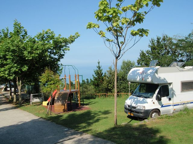 camping euskadi: