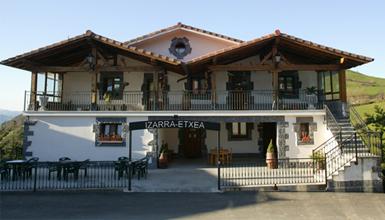 Casa rural izarra aia gipuzkoa turismo euskadi - Apartamentos sobre el mar zarautz ...
