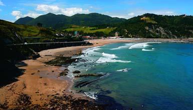 Naturaleza montes playas parques naturales en el pa s vasco for Piscinas naturales pais vasco