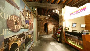 Oficina de turismo de ordizia oficinas de turismo for Oficina de turismo donostia