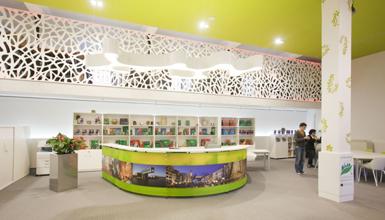 Oficina municipal de turismo de vitoria gasteiz oficinas for Oficina de turismo donostia