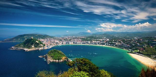 Playa de La Concha en SAN SEBASTIÁN | Playa en GIPUZKOA | Playas en el País  Vasco | Turismo Euskadi - Turismo en Euskadi, País Vasco