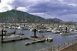 Puerto deportivo el abra getxo puertos pesqueros y deportivos turismo euskadi turismo en - Cines puerto deportivo getxo ...