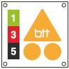 Señalización de los centros BTT Euskadi