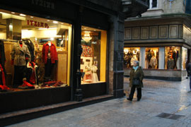 Zona de tiendas de Bilbao  Zonas de tiendas en el País Vasco  Turismo Euska...
