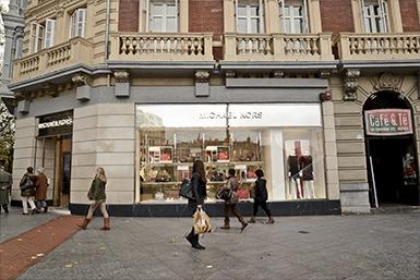 Zona de tiendas de Bilbao  8d7bea6285f03