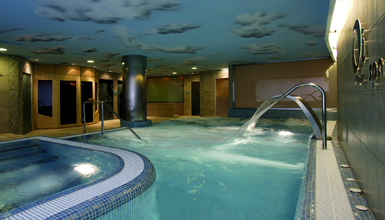 Qi spa balnearios en el pa s vasco turismo euskadi for Camping en pais vasco con piscina