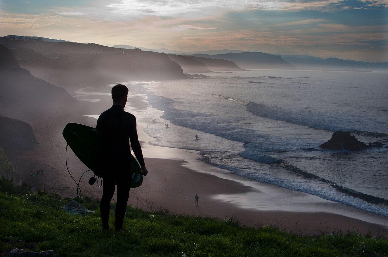 Resultado de imagen para surf pays basque